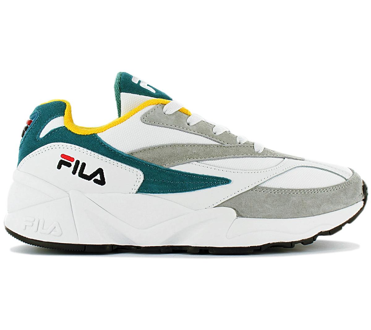 Détails sur NEUF FILA Venom V94M Low 1010572.11N Hommes Baskets Chaussures Sneaker SALE
