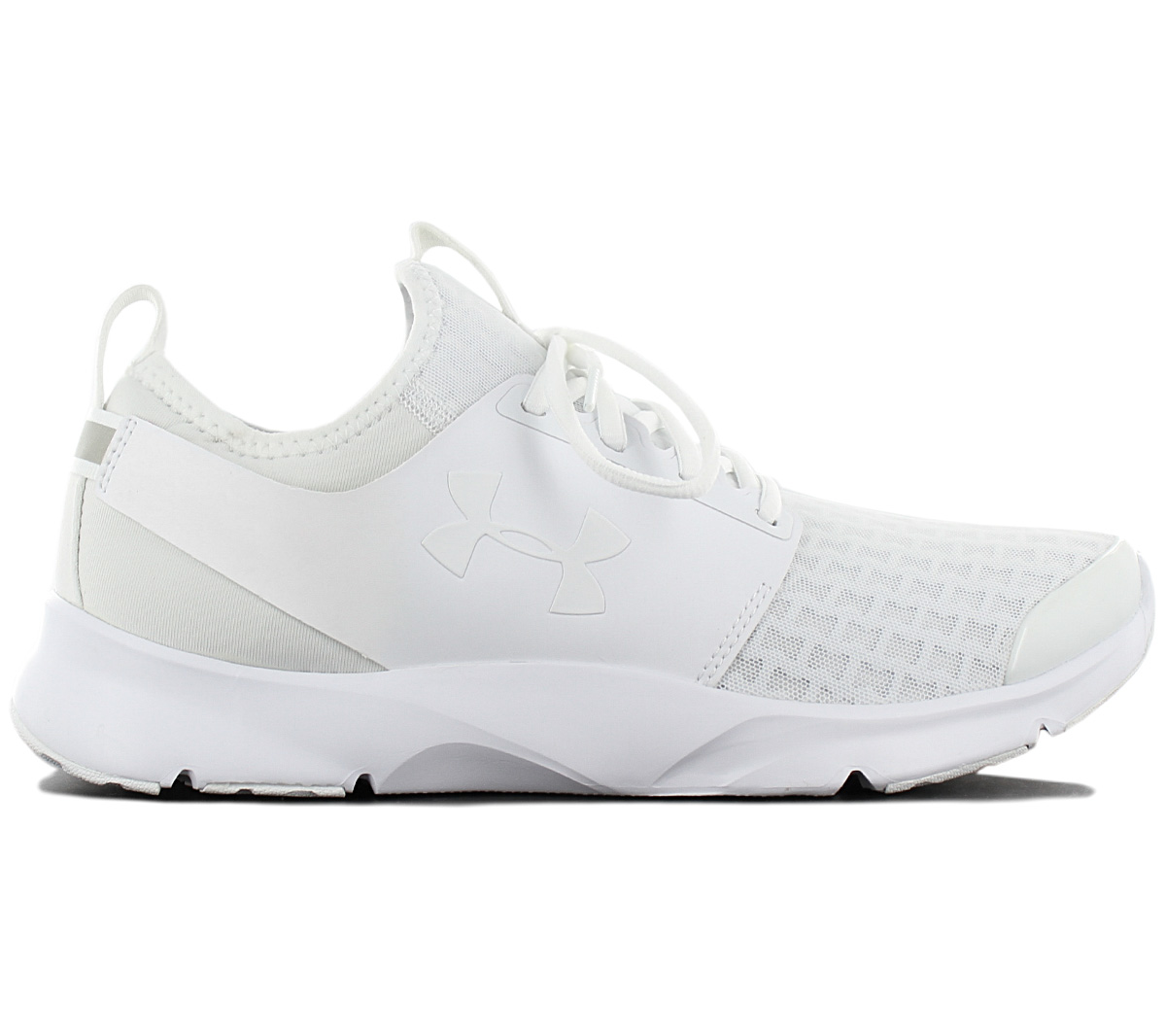 under armour white sneakers