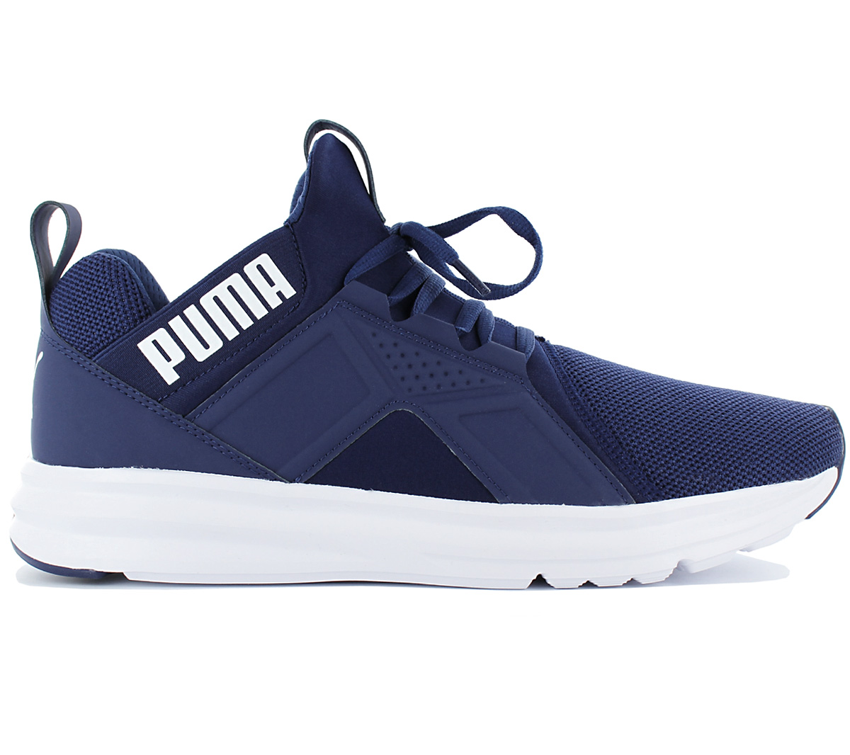 puma enzo herren sneaker schuhe turnschuhe freizeit strap terrain mesh neu ebay. Black Bedroom Furniture Sets. Home Design Ideas