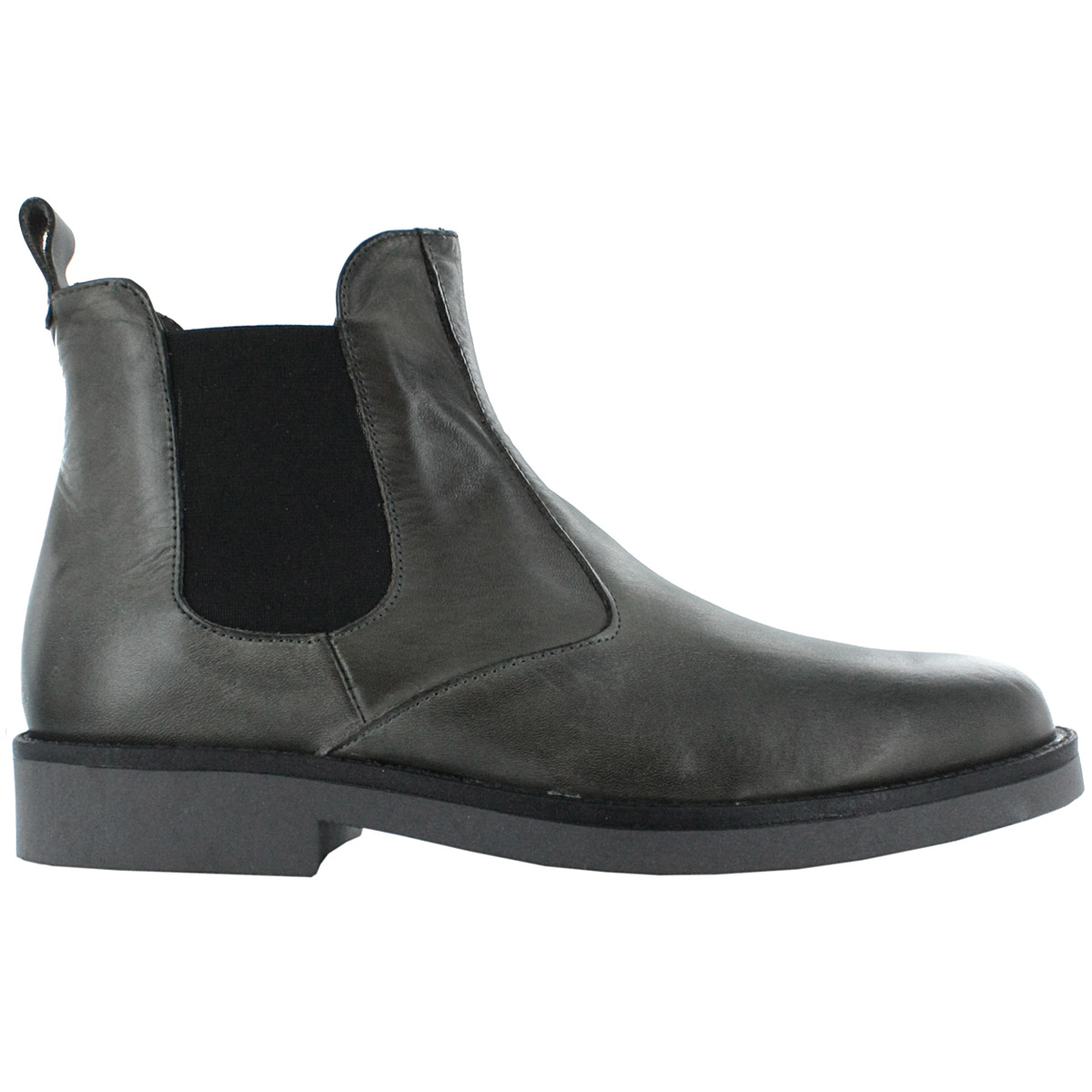 scarpe italiane herren chelsea boots bottoni leder stiefel stiefeletten schuhe ebay. Black Bedroom Furniture Sets. Home Design Ideas