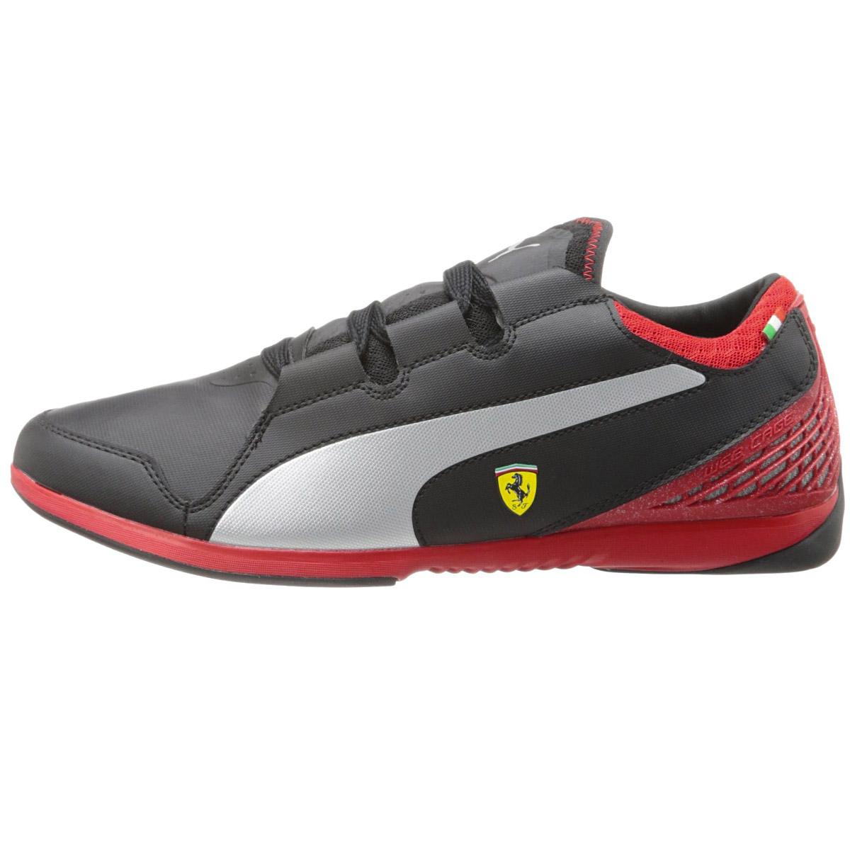 NEU Puma Valorosso Lo SF Schwarz Ferrari WebCage Herren Schuhe Schwarz SF 304945-03 SALE 2bb57b