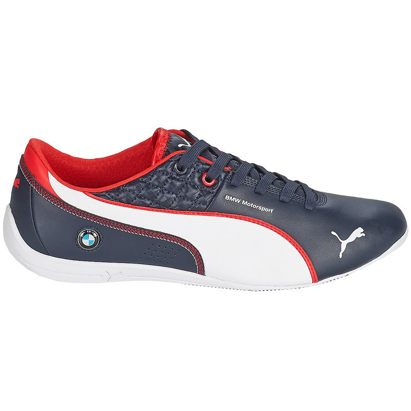 15710aa89cfc0d Details about NEW Puma BMW MS Drift Cat 6 Leather 305483-01 Men  s Shoes  Trainers Sneakers SAL