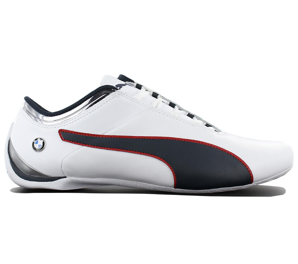 1734468543b5 Puma BMW Ms Future Cat Mu 305885-02 Men s Leather Shoes White