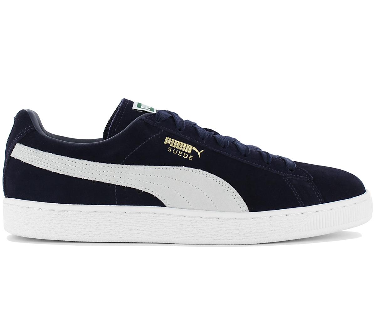 Puma Suede Leder Classic Herren Sneaker Schuhe Freizeit Leder Suede Turnschuhe smash NEU 22eee5
