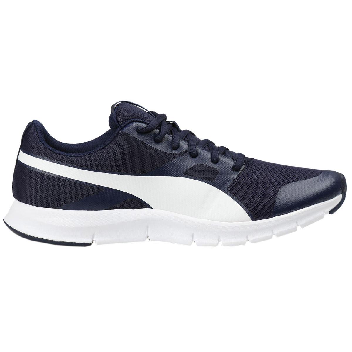PUMA Flex Racer Shoes Blue Men s SNEAKERS Trainers Running Shoes ... c341628db