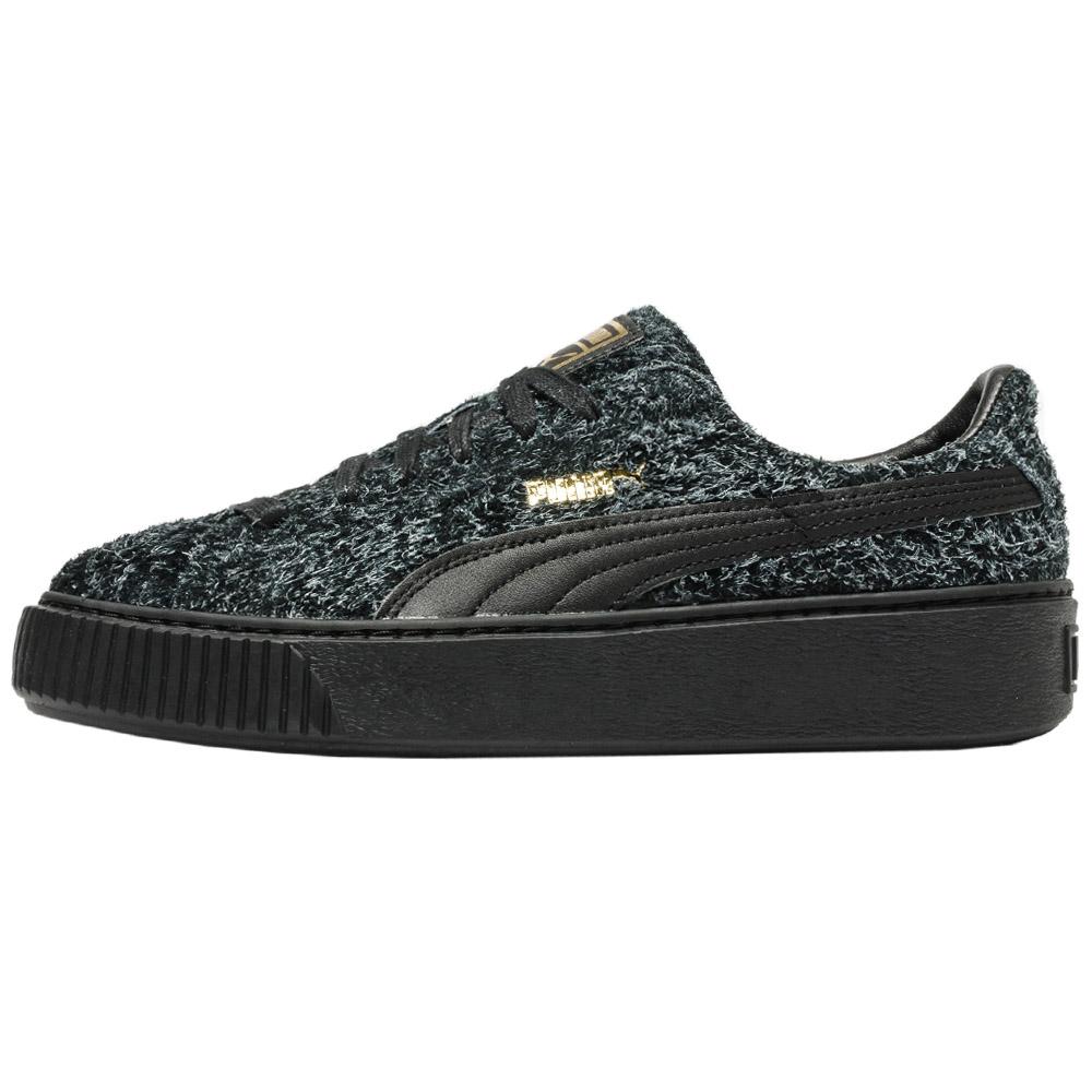 Puma 01 Baskets Suede Femmes Platform S Sneaker Chaussures Neuf Elemental 362224 Bd6BSw