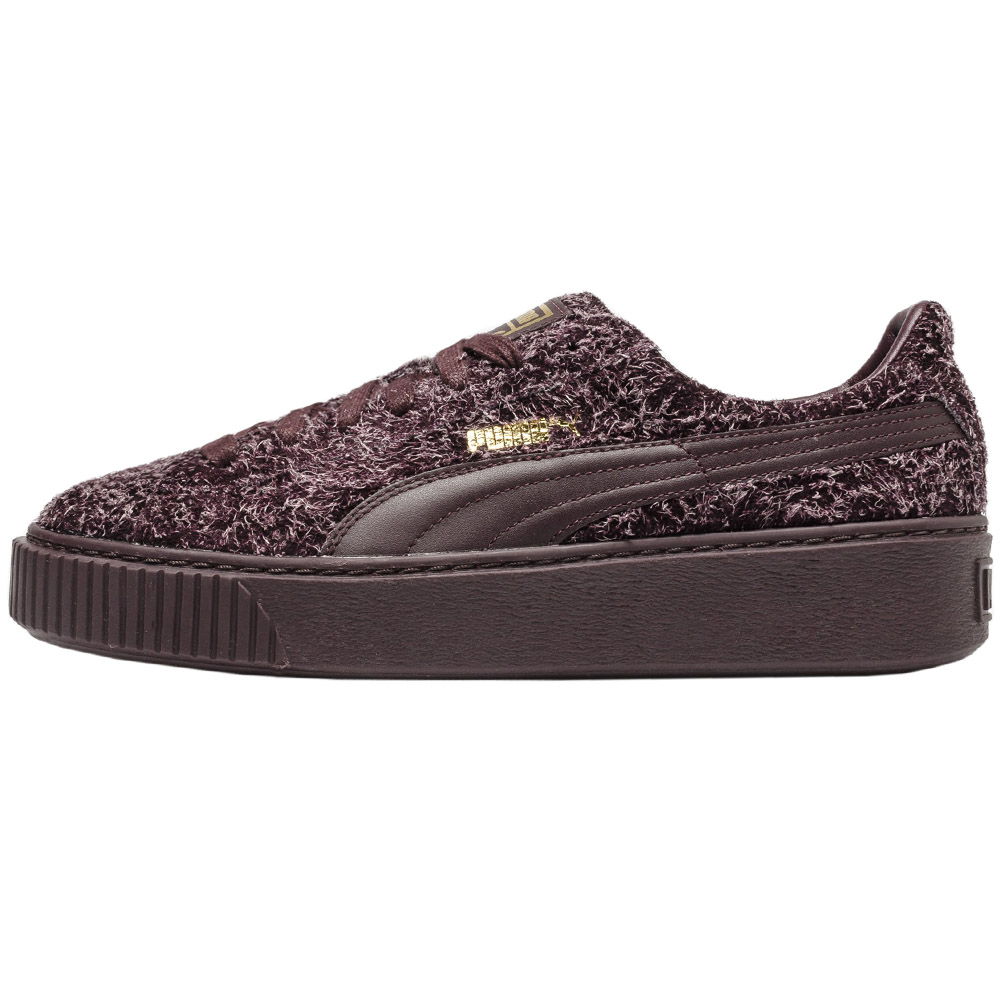 NUOVO Puma Suede Platform Elemental 362224-03 Donna Scarpe Sneaker SALE