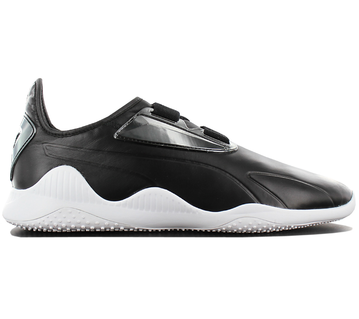 meilleur service 7ab4a b2666 Details about Puma Mostro Milano Mln Leather Men's Sneaker Shoes Leather  Black 363449-01 New