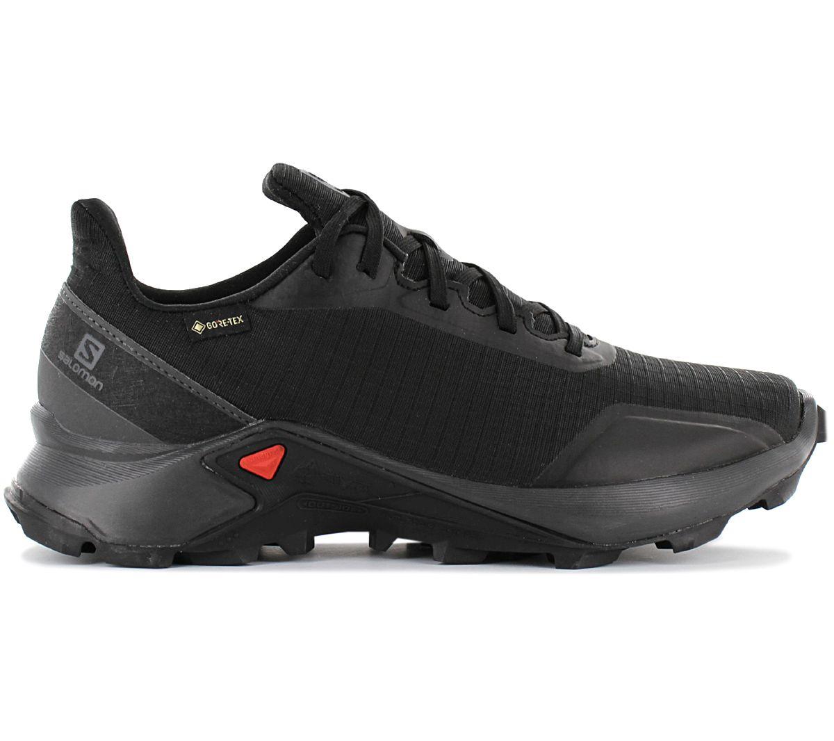 408056 Trail-Running Schuhe Wanderschuhe Salomon ALPHACROSS GTX W GORE-TEX
