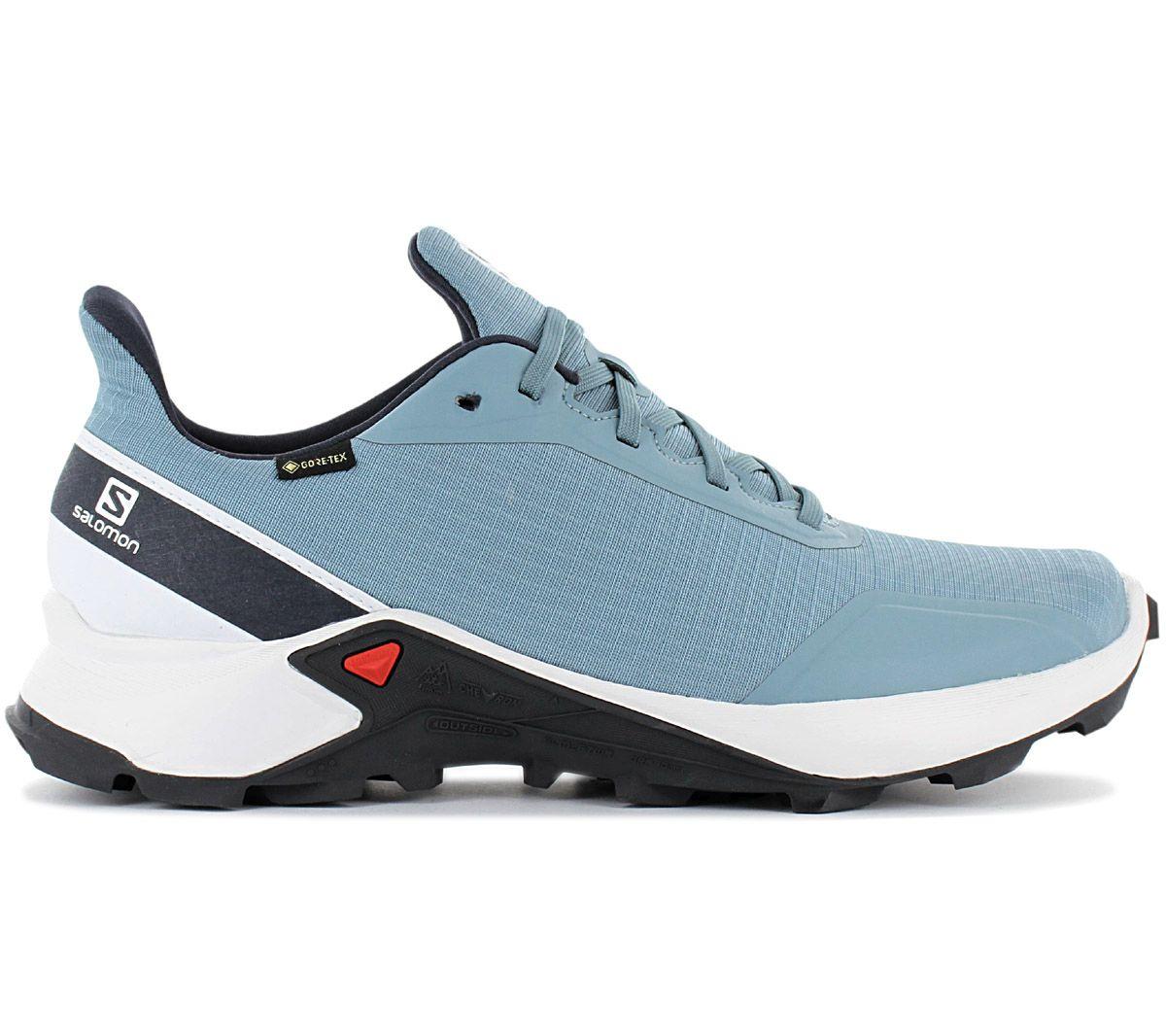 Salomon Alphacross gtx - gore-tex - 409610 Men's trail running Shoes   eBay
