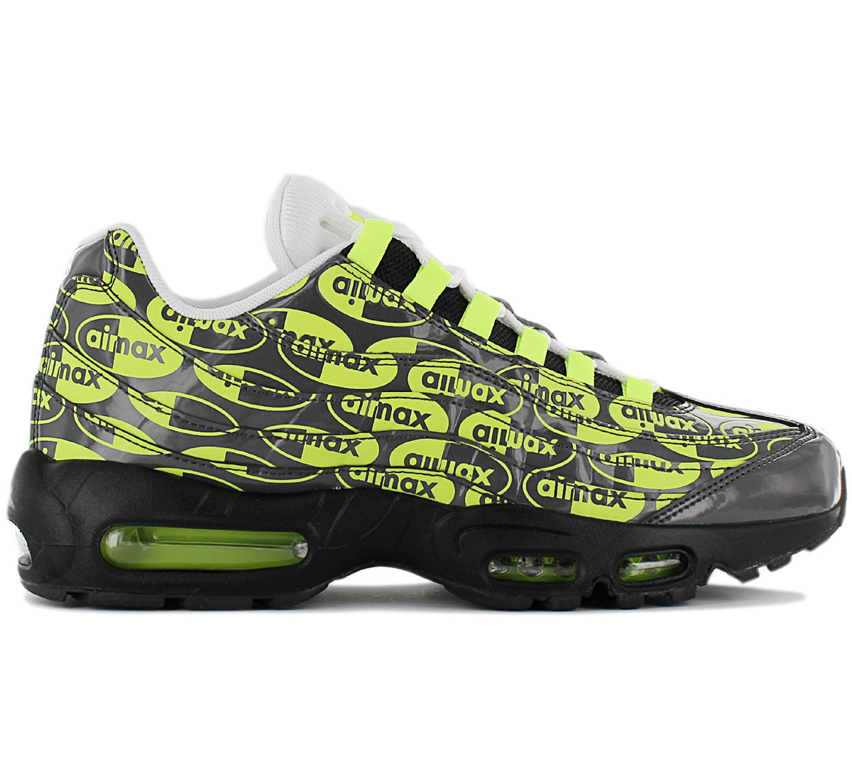 Nike Air Max 95 Premium With All Over Logo Print | HYPEBEAST