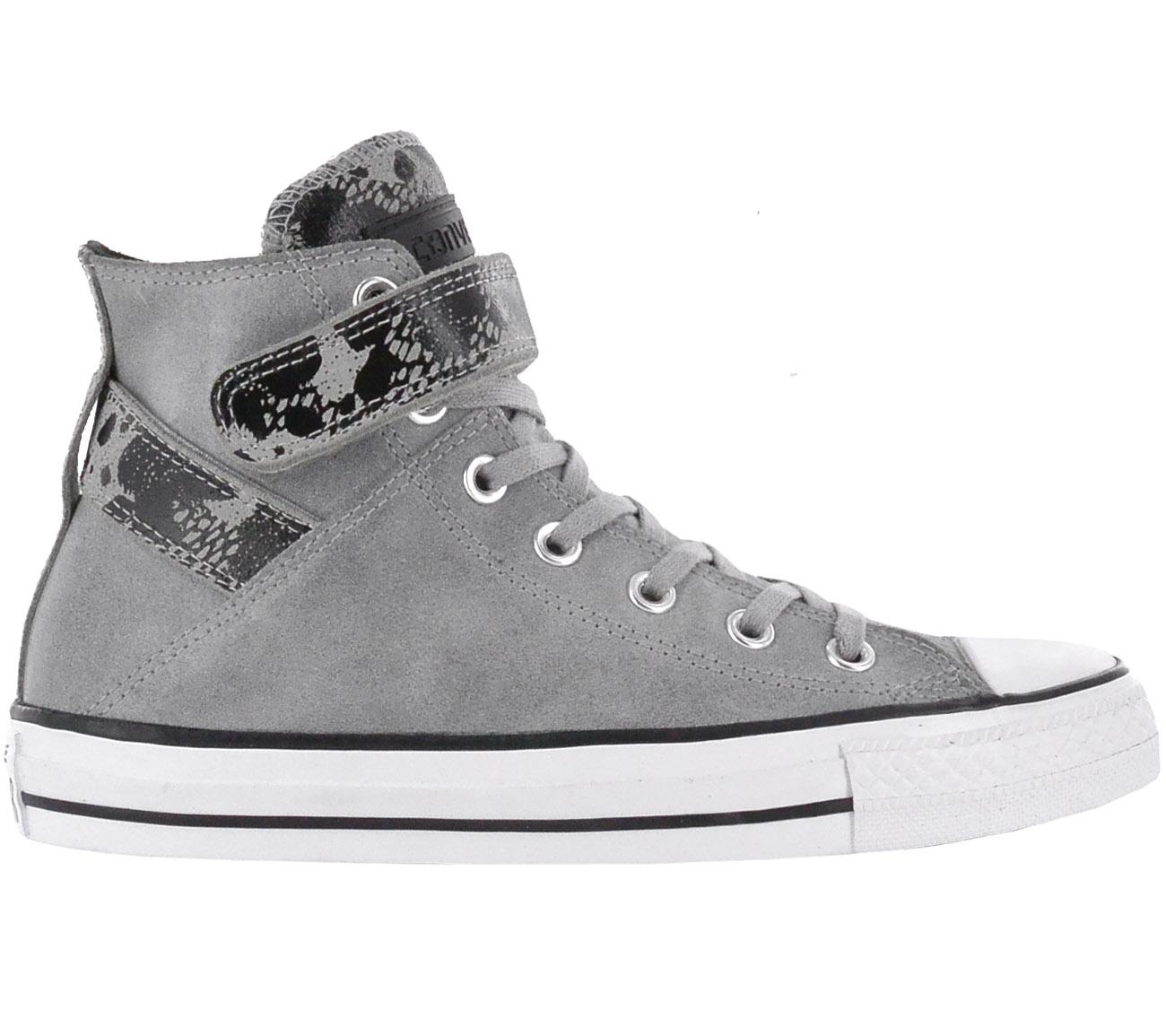 Converse Chuck Taylor All Star Donna Sneaker Pelle Ecopelle Scarpe da Ginnastica Chucks