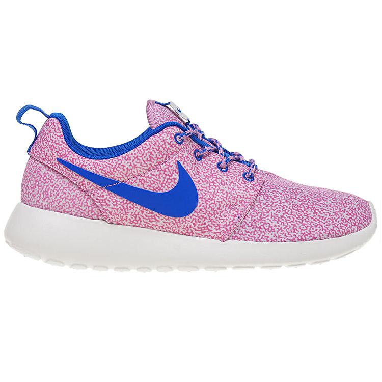 Nike damen sneaker wmns roshe run print schuhe turnschuhe for Schuhschrank nike