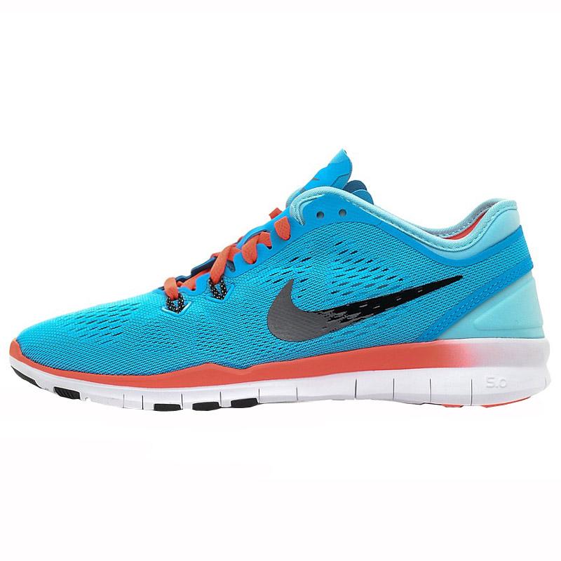 NEU Nike Free 5.0 TR Fit 5 Damen Schuhe Türkis-Blau 704674-401 SALE