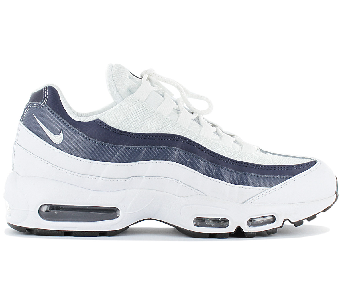 Details zu Nike Air Max 95 Essential Herren Fashion Sneaker 749766 114 Weiß Schuhe NEU