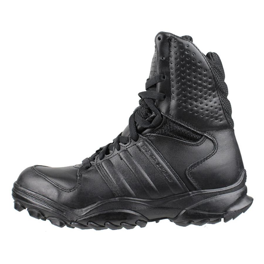 a29aa644a3d928 adidas GSG 9.2 Stiefel Schwarz Einsatzstiefel Boots Schuhe Leder ...