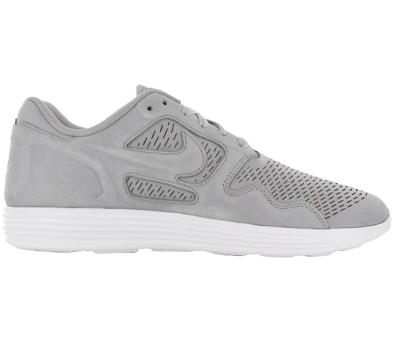 lowest price 043f6 c73ad ... Nike calcetines cortos lunar Flow LSR PRM PRM PRM premium Zapatos Cuero  zapatillas de deporte nuevo ...