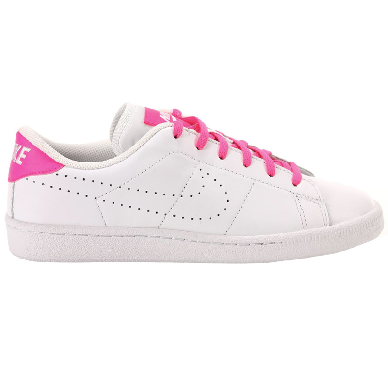 Nike Women's Sneakers Tennis Classic Premium Leather Shoes ...