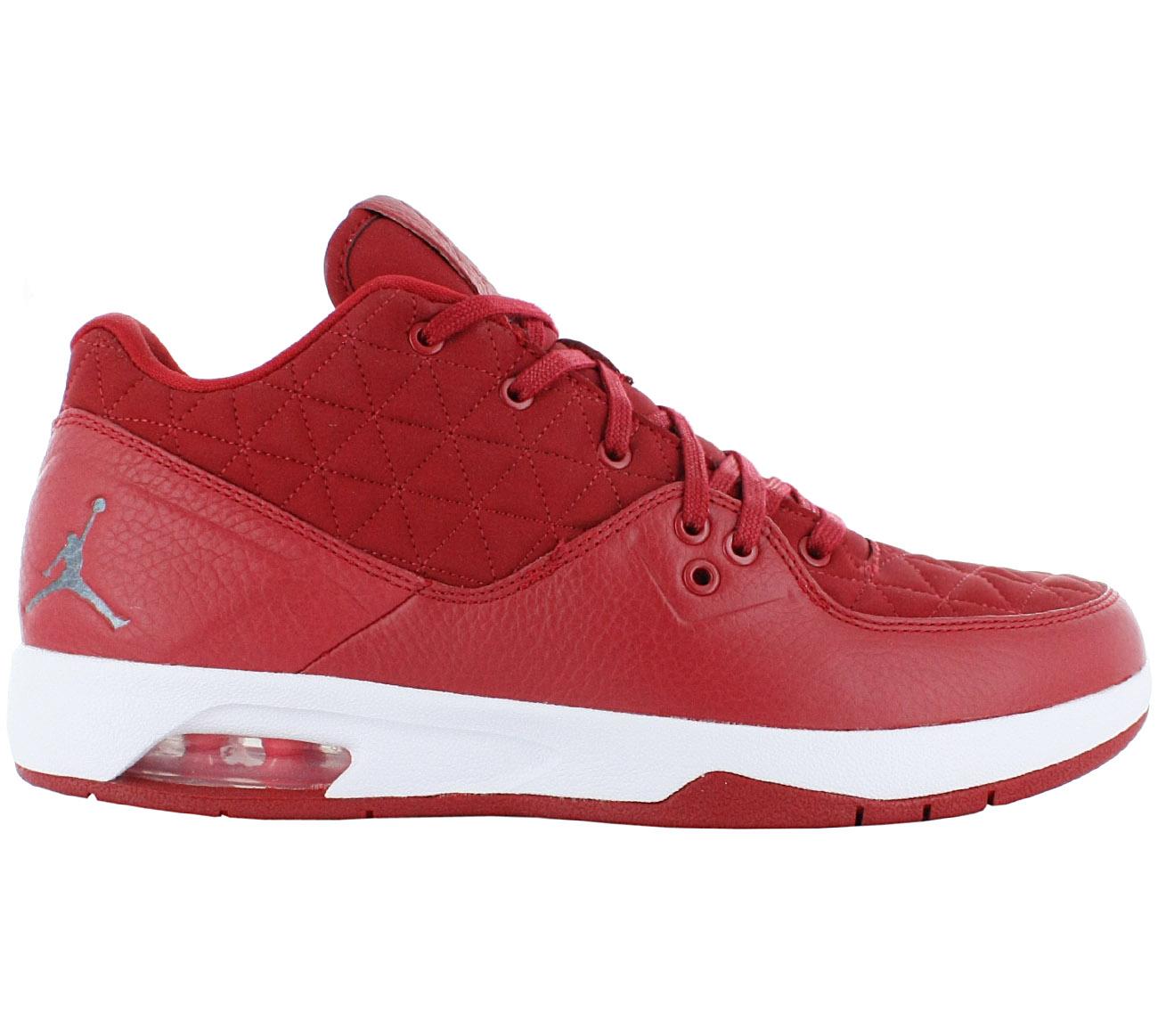 Nike Air Jordan Clutch Shoe Red Men s Sneakers Baketball Shoes New ... da5f6b5e8