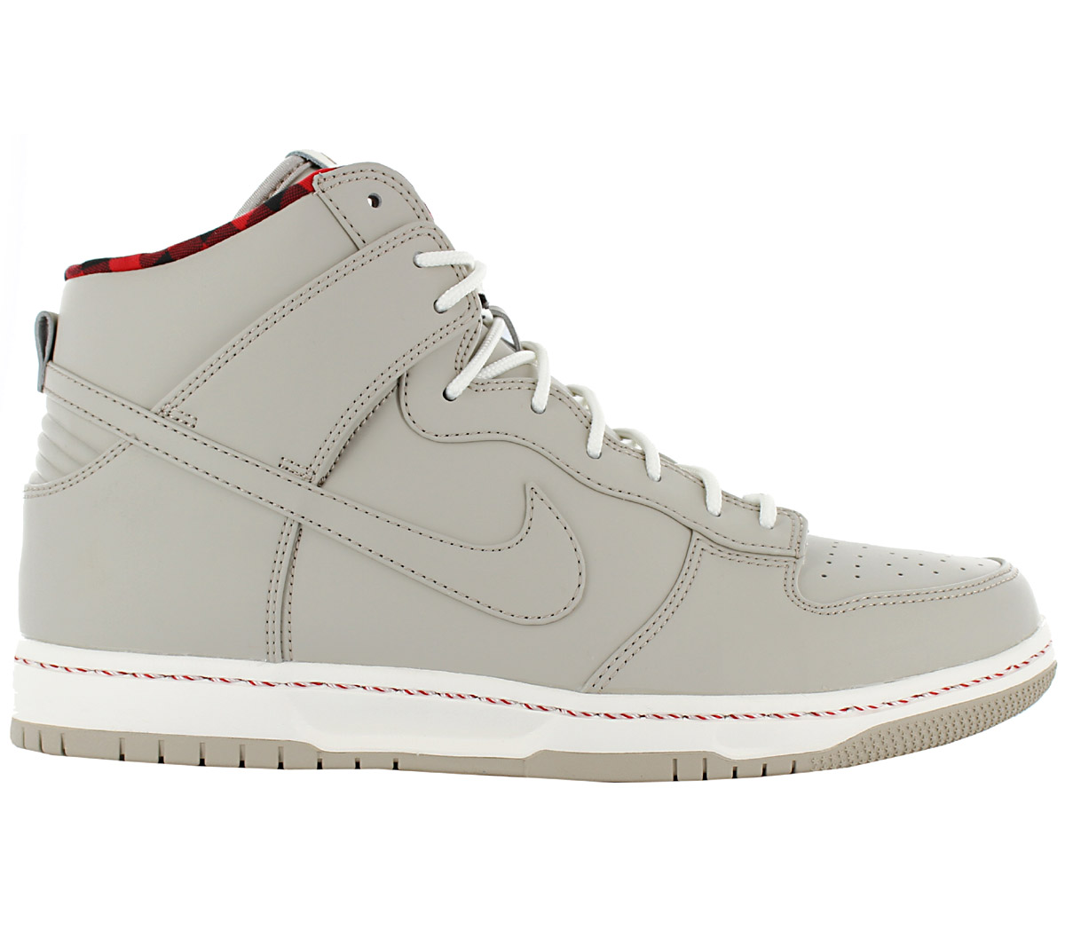 designer fashion 915ee 9c29b Nike Dunk Ultra Sneaker Mens Shoes mid High Trainers Grey New 845055 ...