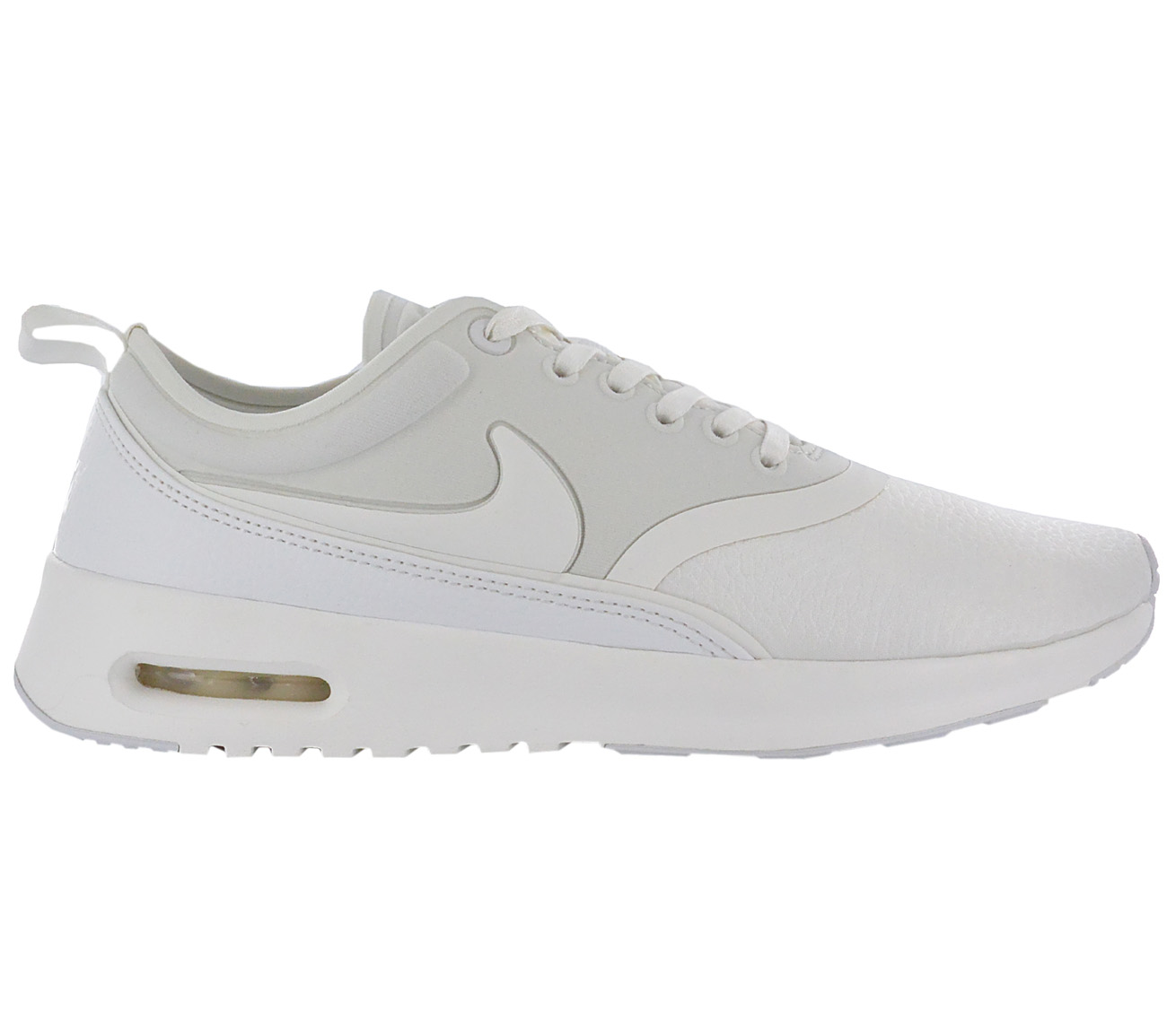 uk availability 95af1 49fdd Nike Womens Sneakers Air Max Thea Ultra Premium Shoe White T