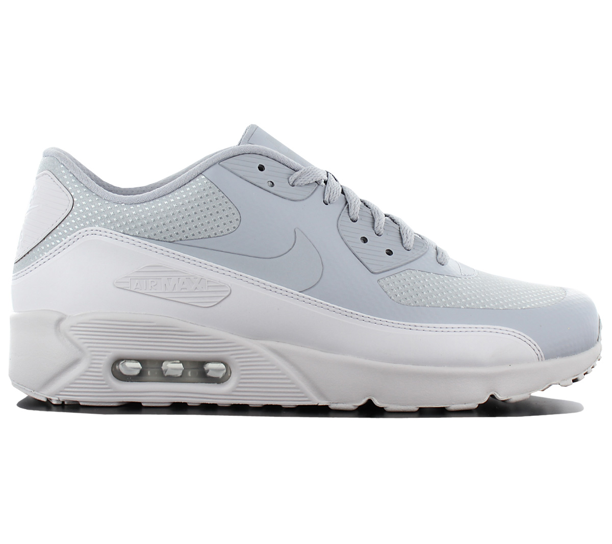 finest selection a5f76 a5b2a Details about Nike Air Max 90 Ultra 2.0 Essential Shoes Grey 875695-017 New