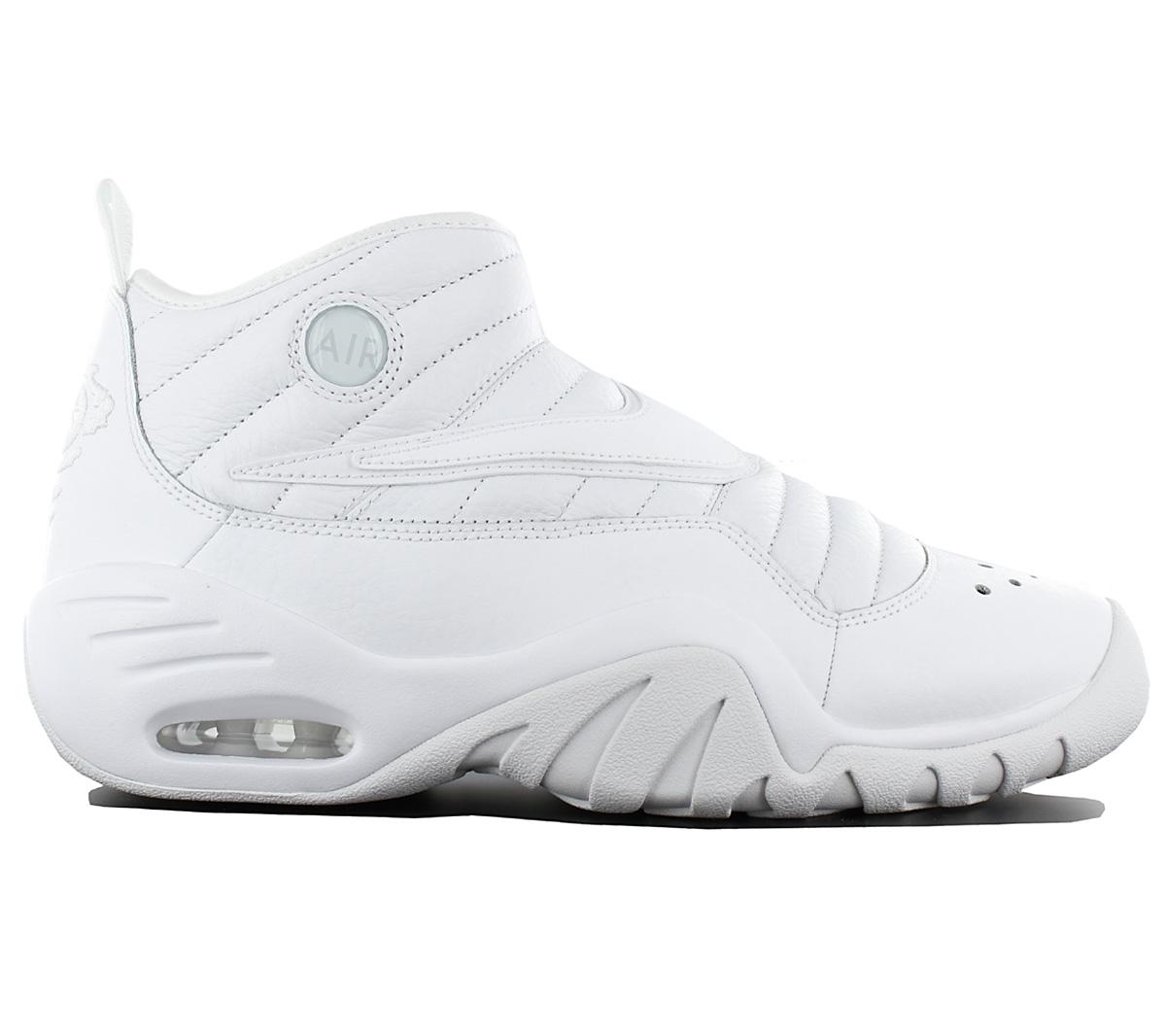 NEU Nike Air Max Shake Ndestrukt Herren Schuhe Leder Wei 880869 101 SALE