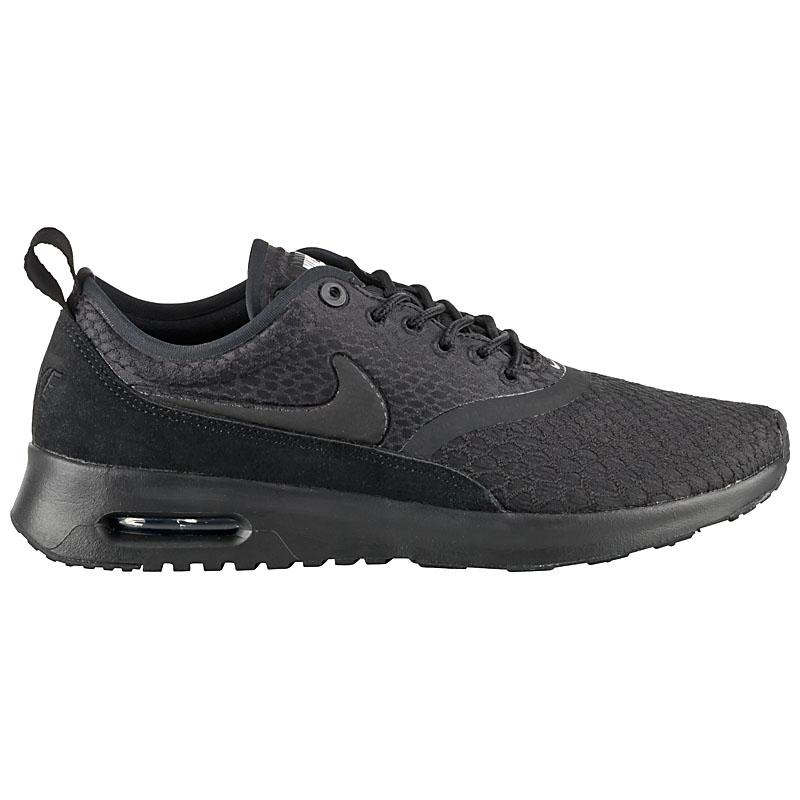 Détails sur Nike Wmns Air Max Thea Ultra Se Chaussure Noir Baskets Femme Baskets 881118 001