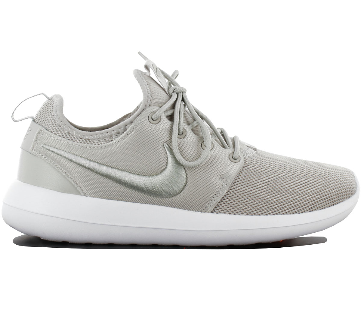 Details about Nike Roshe Two Br Breeze Ladies Sneaker Shoes Grey 896445 002 One Gym Shoe New