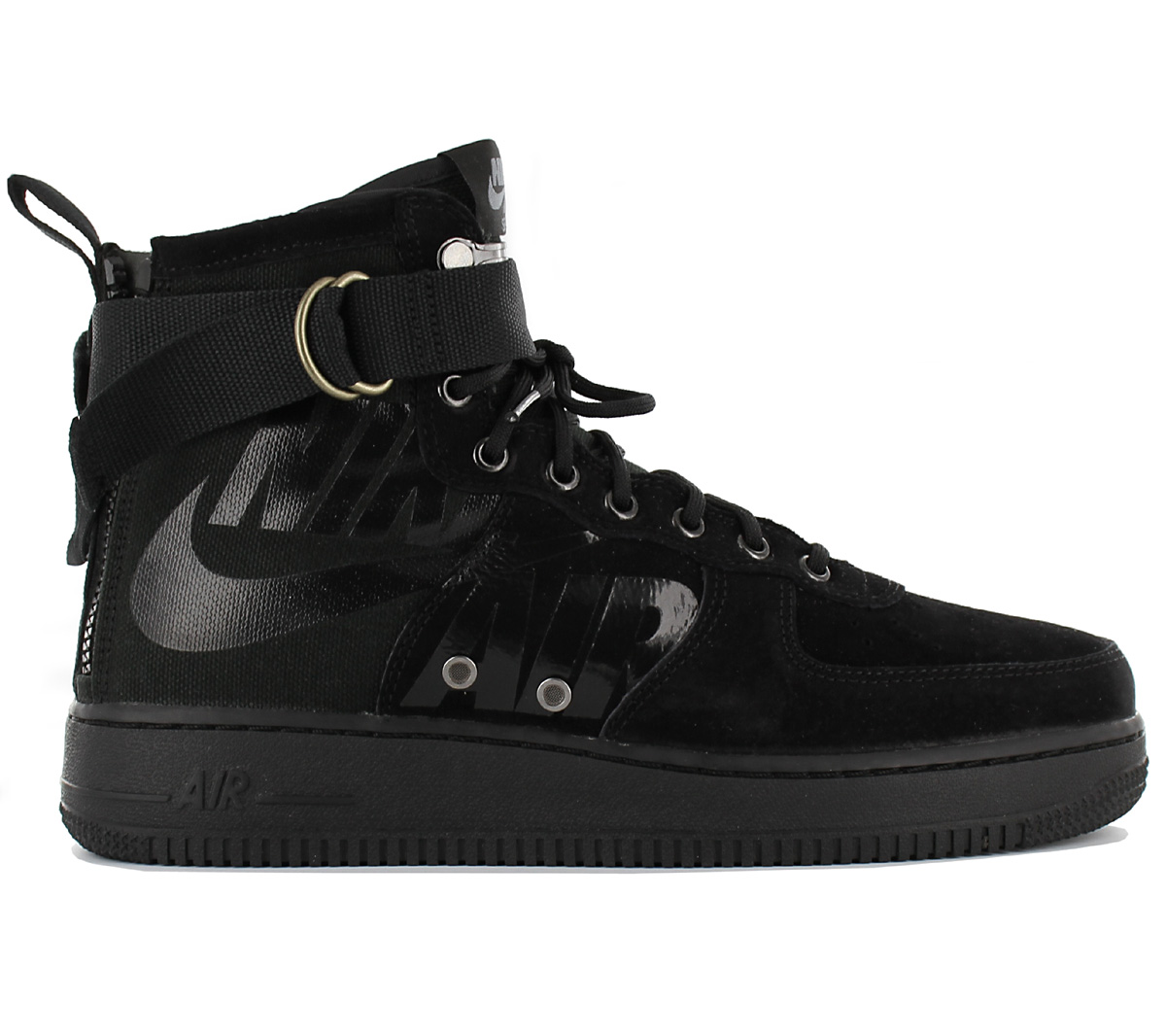 the best attitude 5f2bc 6569e Nike Sf Air Force 1 mid AF1 Men s Sneakers Boots Shoes Boots 917753 ...