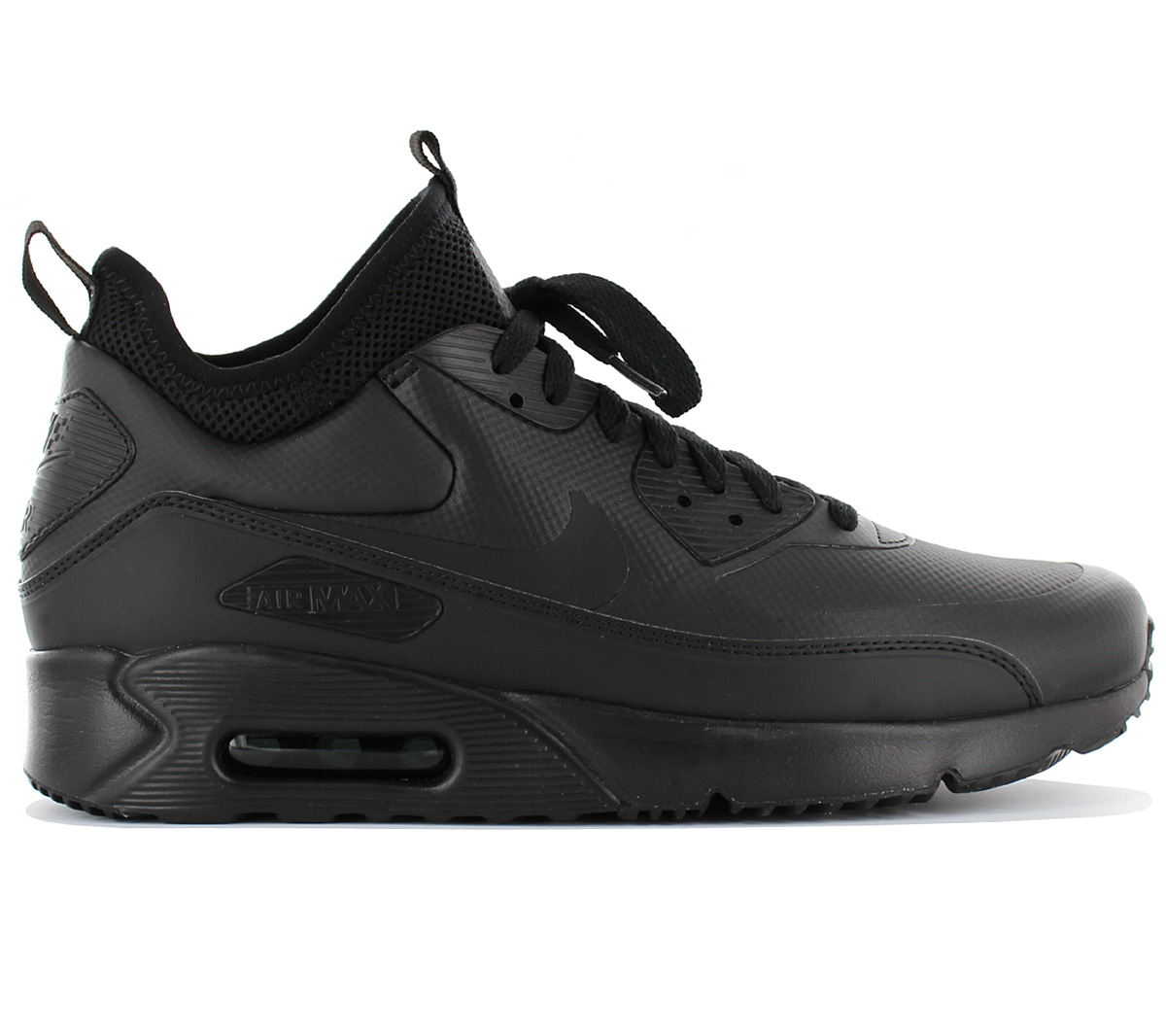 best website 071a3 57e5f Details about NEW Nike Air Max 90 Ultra Mid Winter 924458-004 Men  s Shoes  Trainers Sneakers S