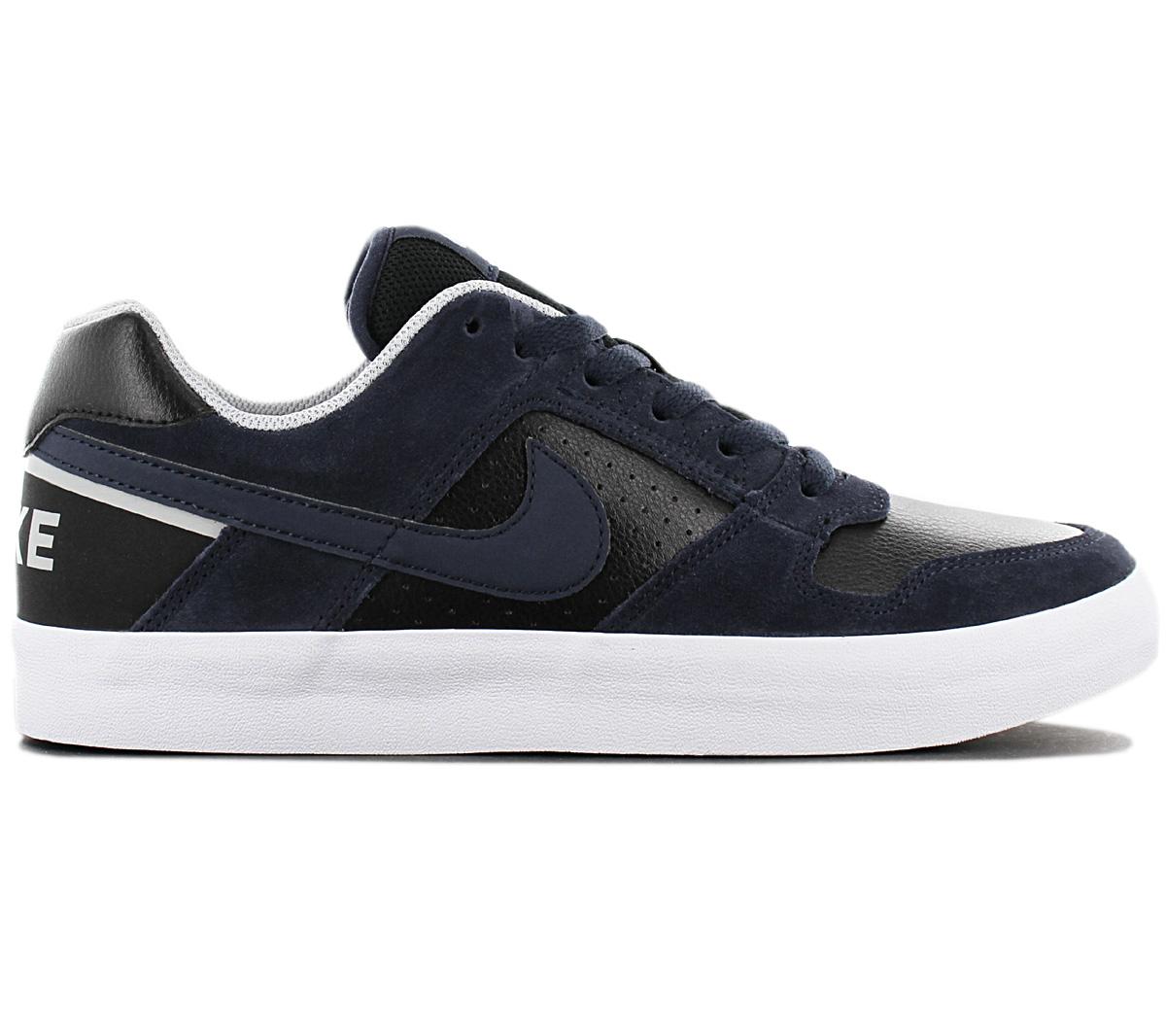 Nike SB Delta Force Vulc, Zapatillas de Skateboarding para