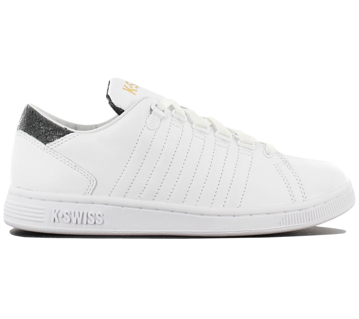 404d9221b3b K-Swiss Lozan III Tt Tongue Twister Ladies Sneaker Shoes Leather ...