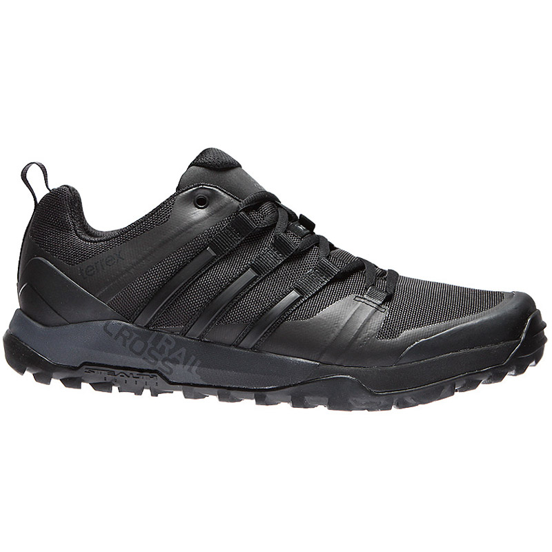 adidas terrex trail cross sl schwarz herren wanderschuhe. Black Bedroom Furniture Sets. Home Design Ideas