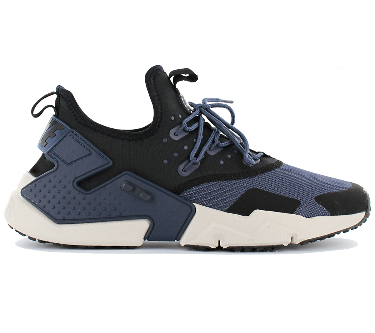 afbfa317ab Nike Air Huarache Drift Men's Sneakers Shoes Blue Leisure Shoe ...