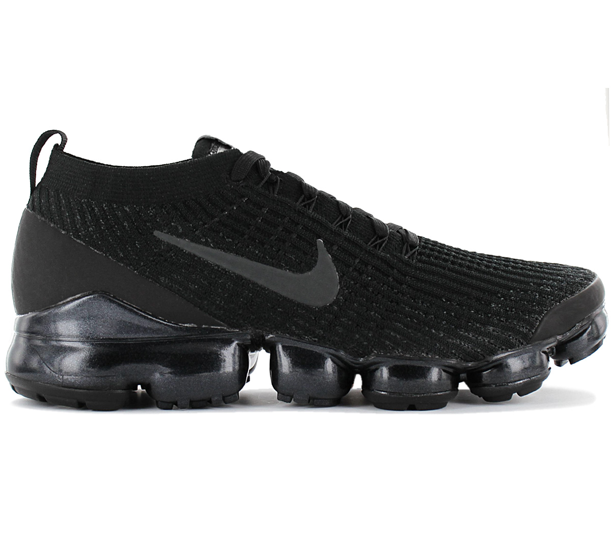 Details zu Nike Air VaporMax Flyknit 3 Herren Sneaker AJ6900 004 Schwarz Schuhe Turnschuhe
