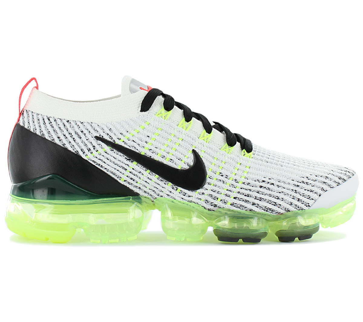 Details about Nike Air Vapormax Flyknit 3 Mens Trainer AJ6900 100 White Shoes Sport Footwear New show original title