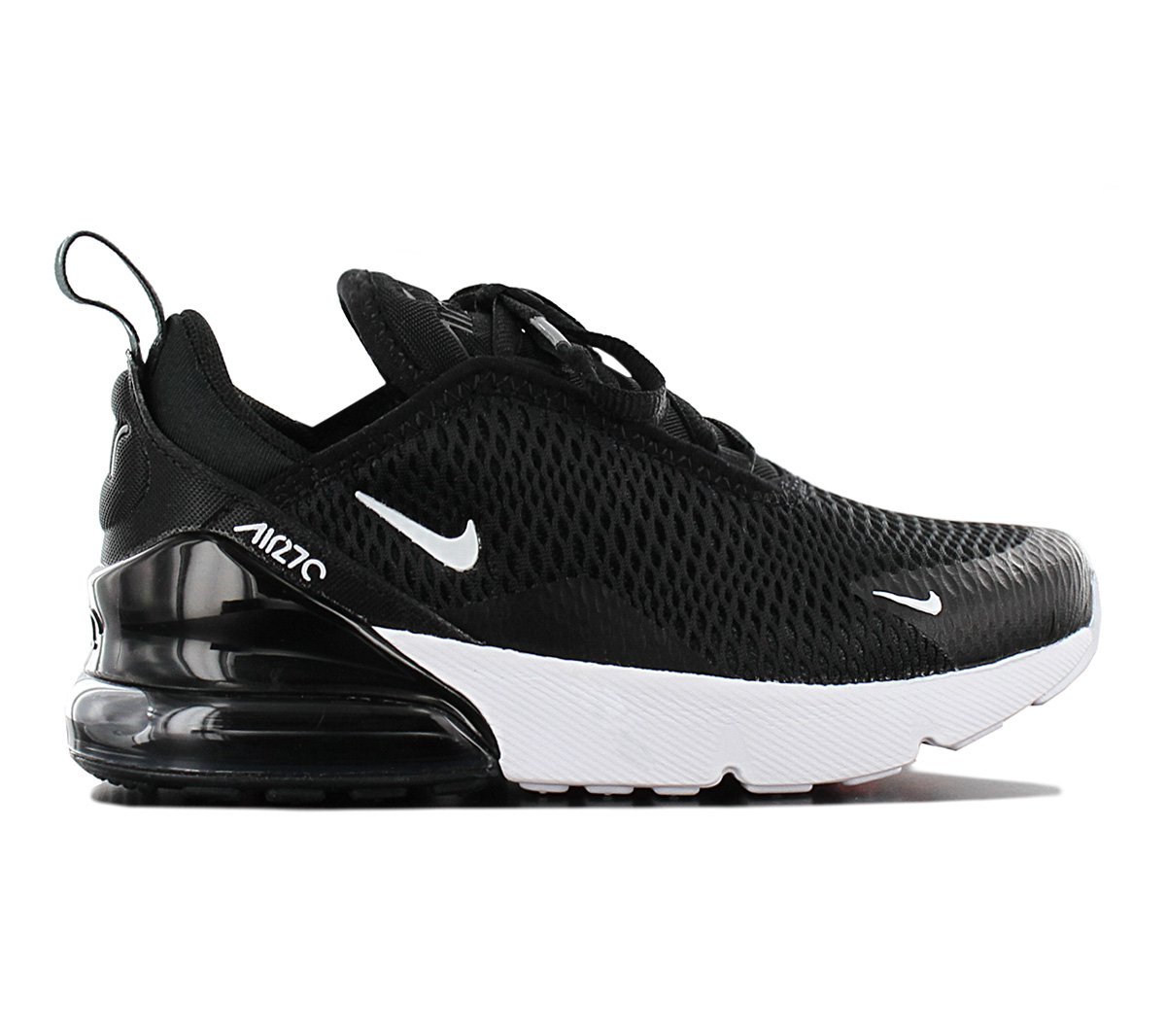 new arrival 91f06 945bd Nike Air Max 270 Kids Sneaker Shoes Ao2372-001   eBay