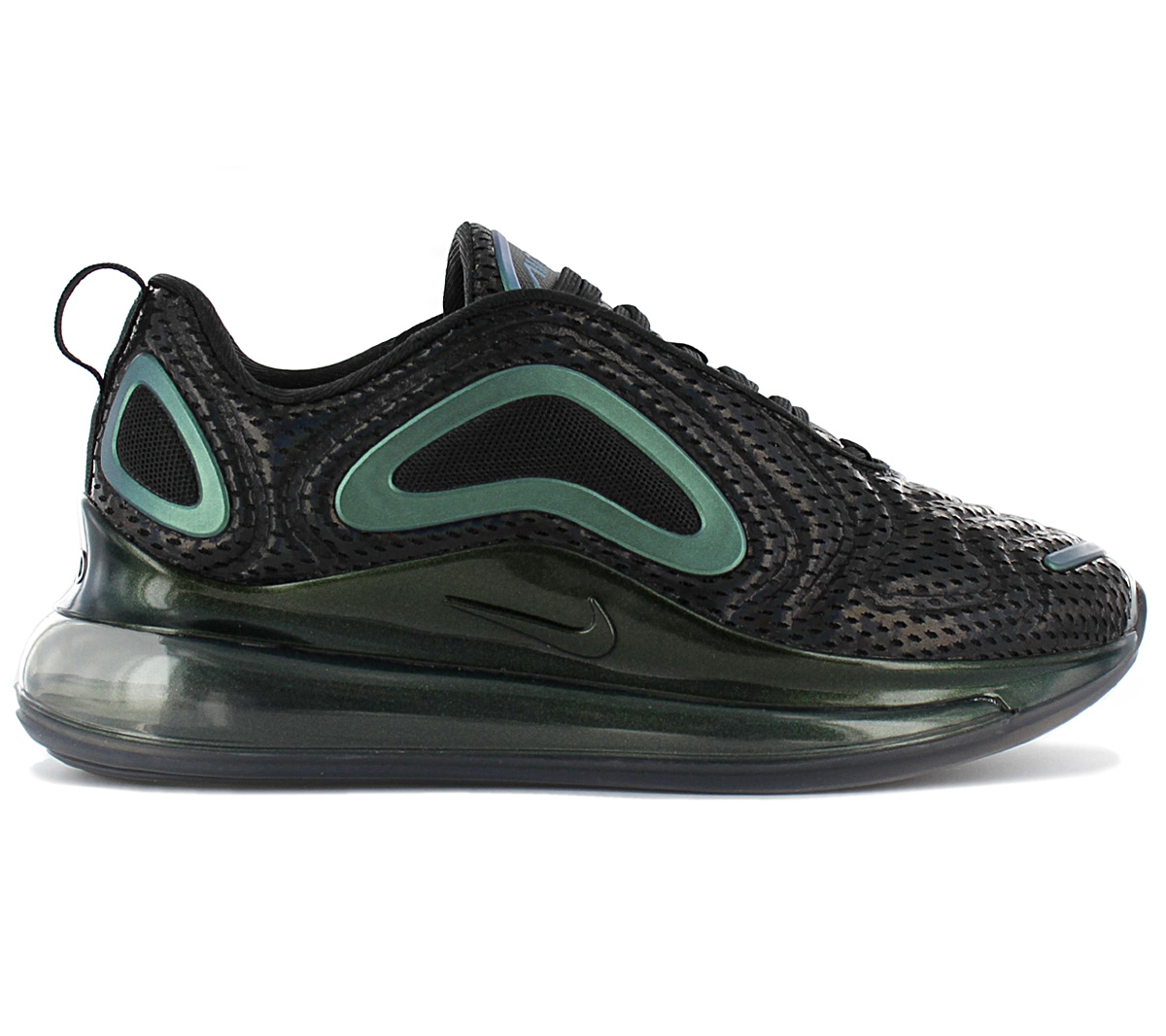 Details about Nike air max 720 Women's Sneaker AQ3196 003 Black Fashion Shoes Sneakers New