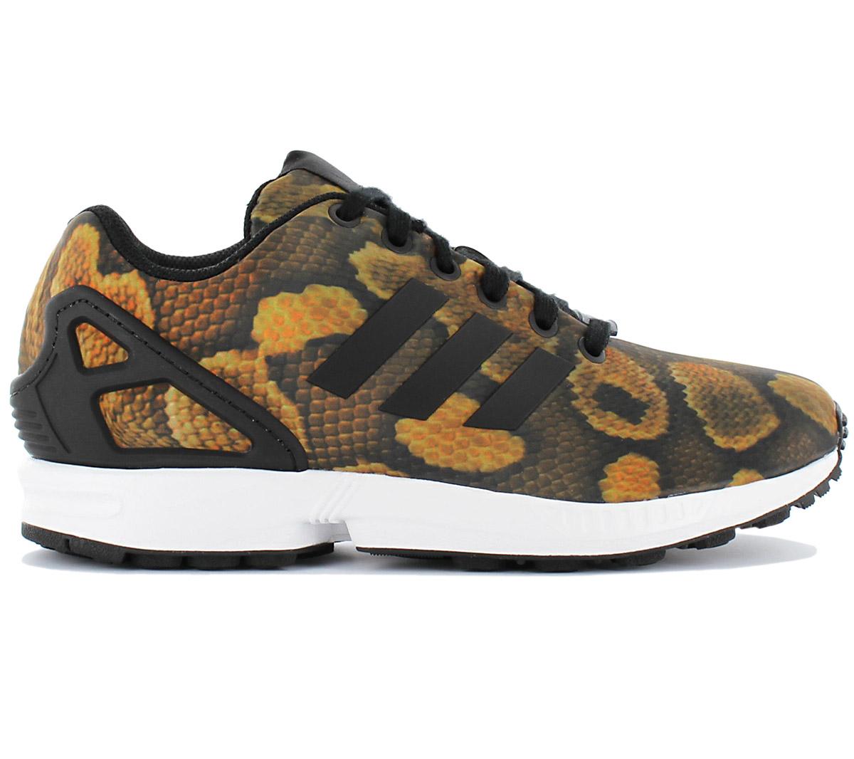 adidas originali zx flusso w scarpe da donna serpente - rare le scarpe