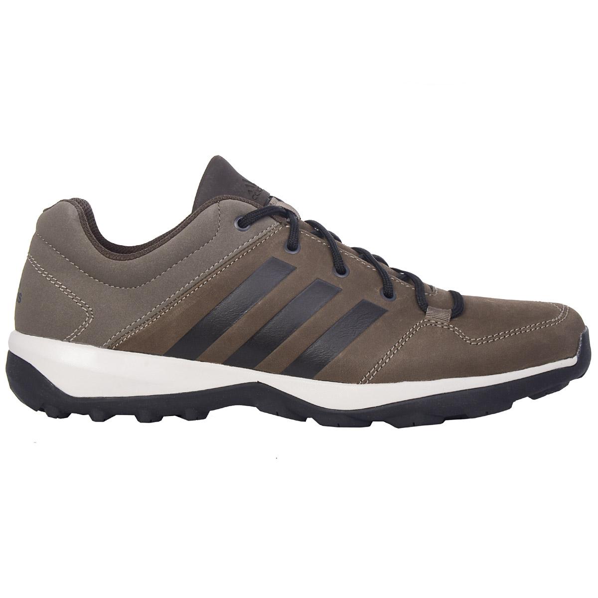 online store d73f7 abd1a NEU adidas Daroga Plus Lea Herren Schuhe Braun AQ3978 SALE 2 2 von 5 ...