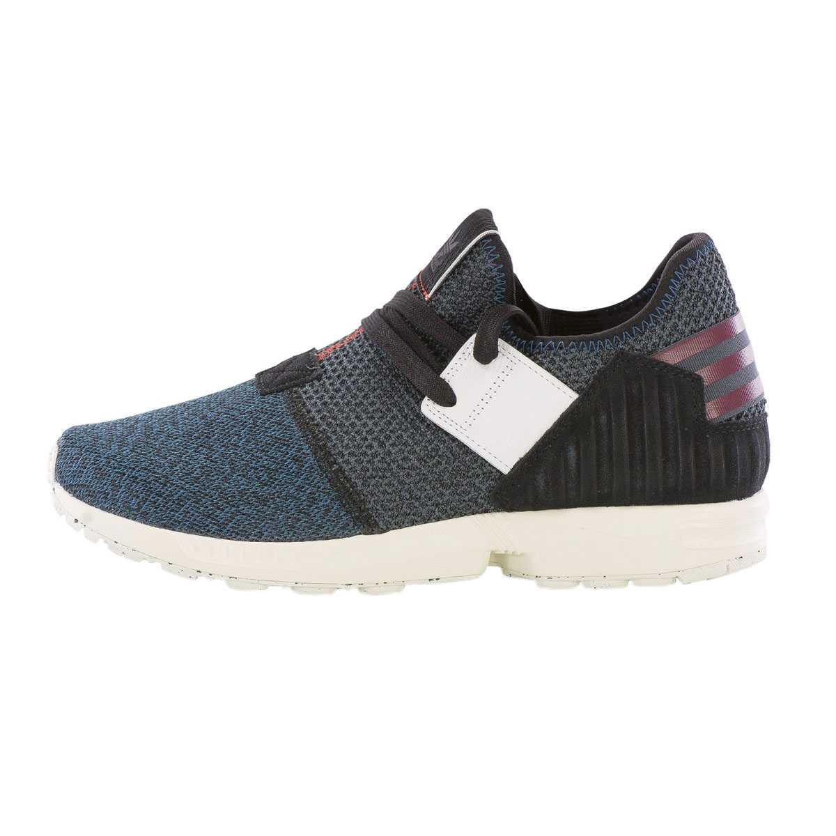 1aa2df9563f17 adidas Originals ZX Flux Plus Black Navy Zx8000 Mens Running Shoes AQ5398 9.  About this product. Picture 1 of 5  Picture 2 of 5 ...