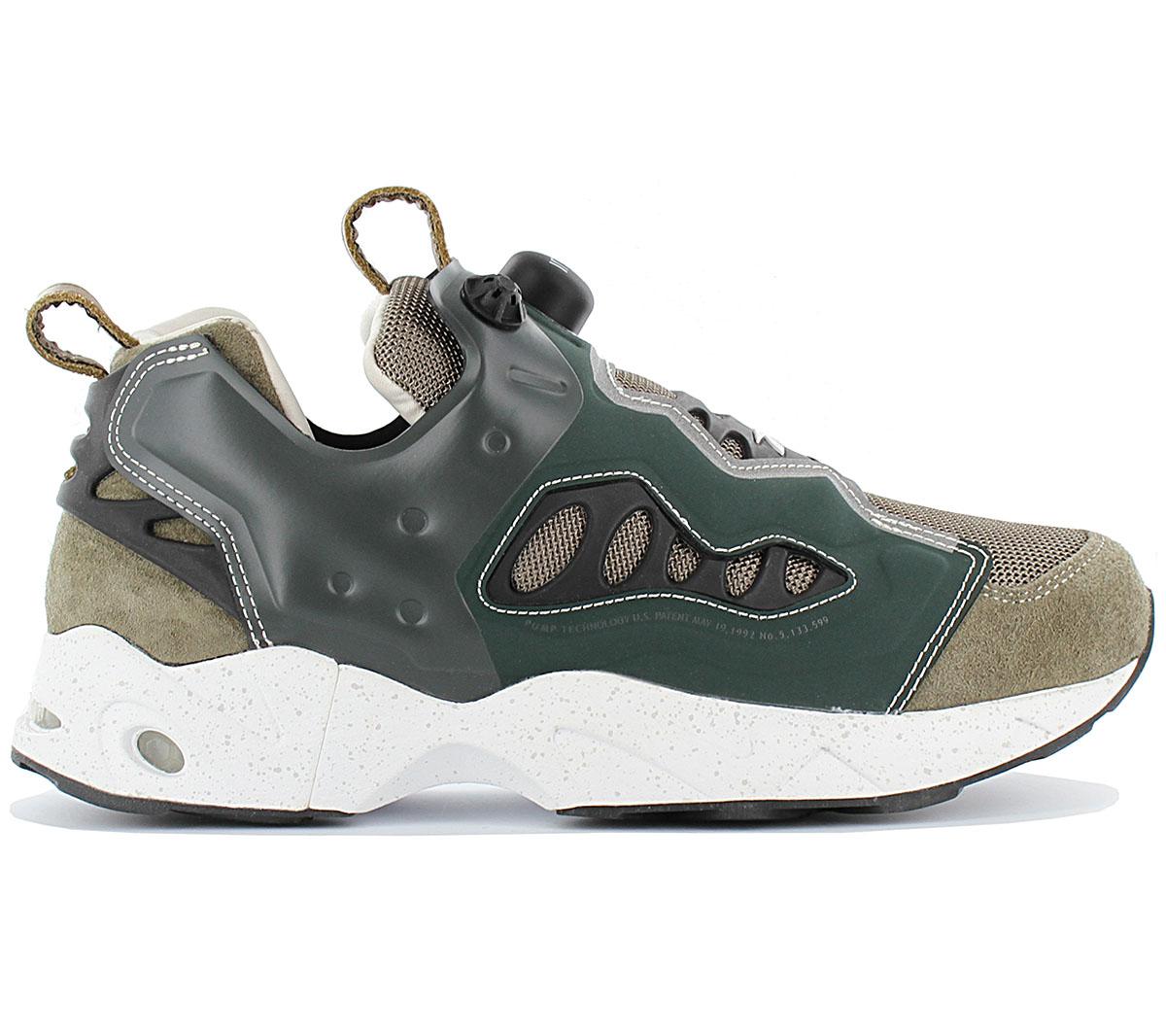 5217b1f9e9fdb Reebok x Garbstore Instapump Fury Road (Cliffstone) Shoes Trainers ...