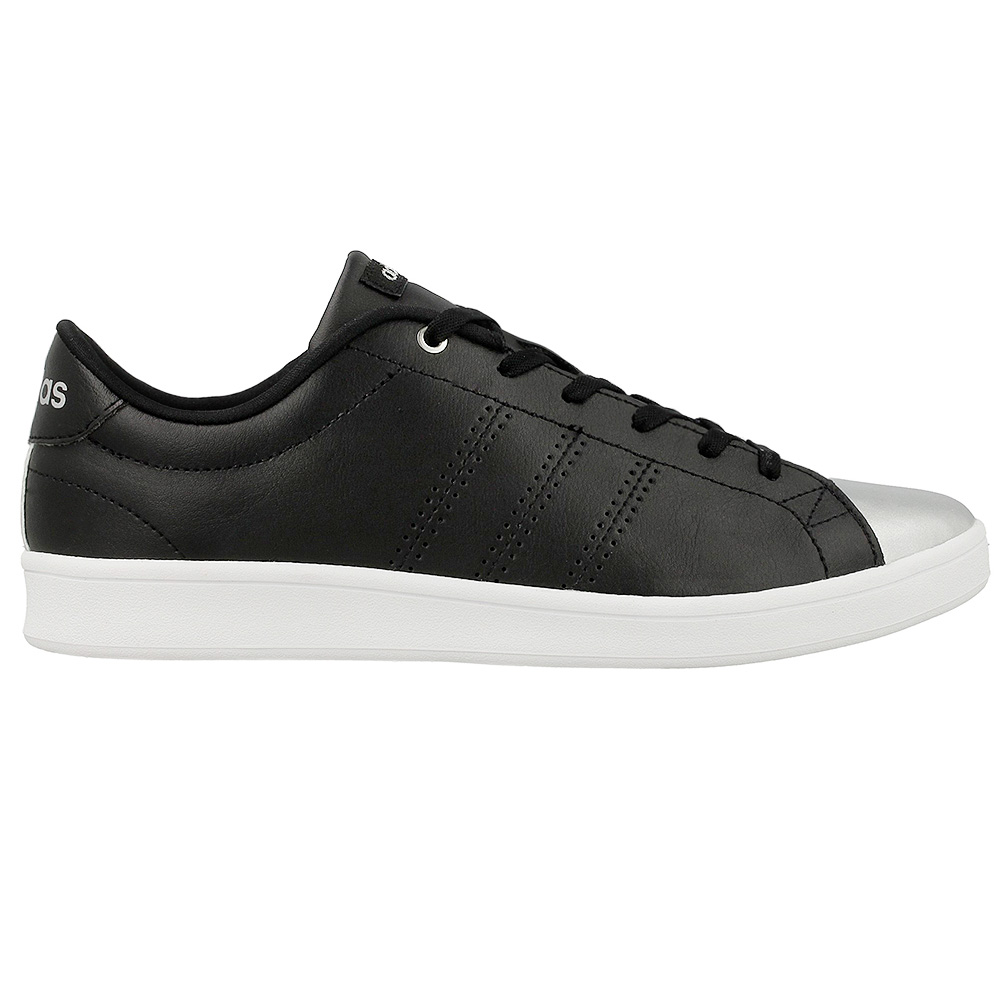 Adidas Damens Sneaker Advantage Ladies Qt W Schuhes schwarz Ladies Advantage Sneakers 4415c4