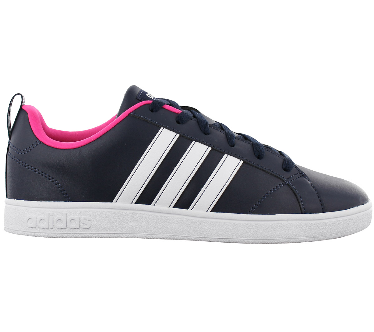 Details about Adidas Advantage vs W Women's Sneaker AW4792 Shoes Navy Blue  Fashion Trainers