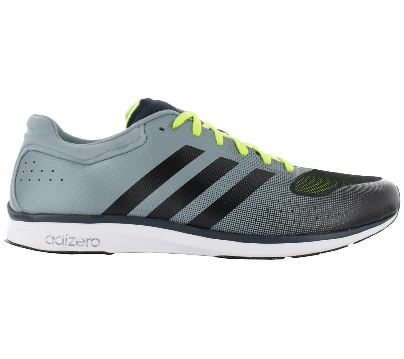 Details about Adidas Adizero F50 Rnr Shoes Men's Running Grey Training B22909 New
