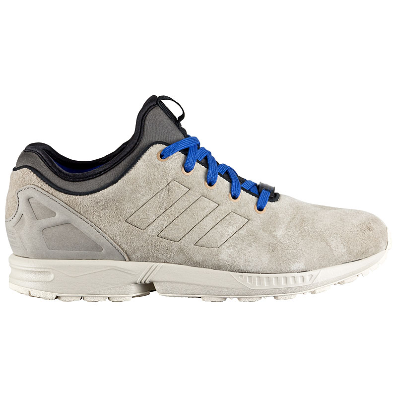 adidas zx flux nps leder schuhe sneaker sportschuhe beige. Black Bedroom Furniture Sets. Home Design Ideas