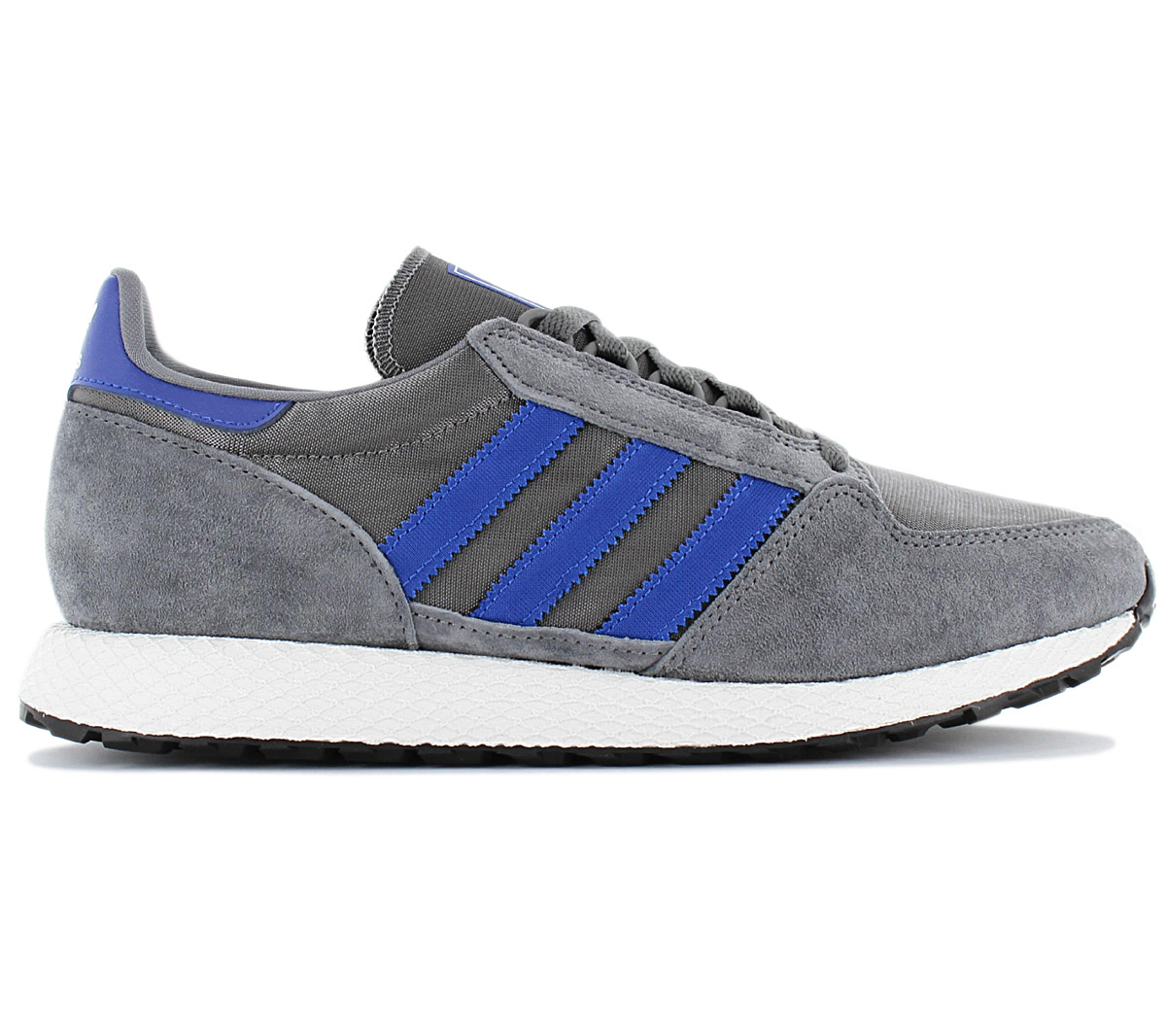 Details about Adidas Originals Forest Grove Sneaker B41548 Grey Shoes Sneakers Trainers
