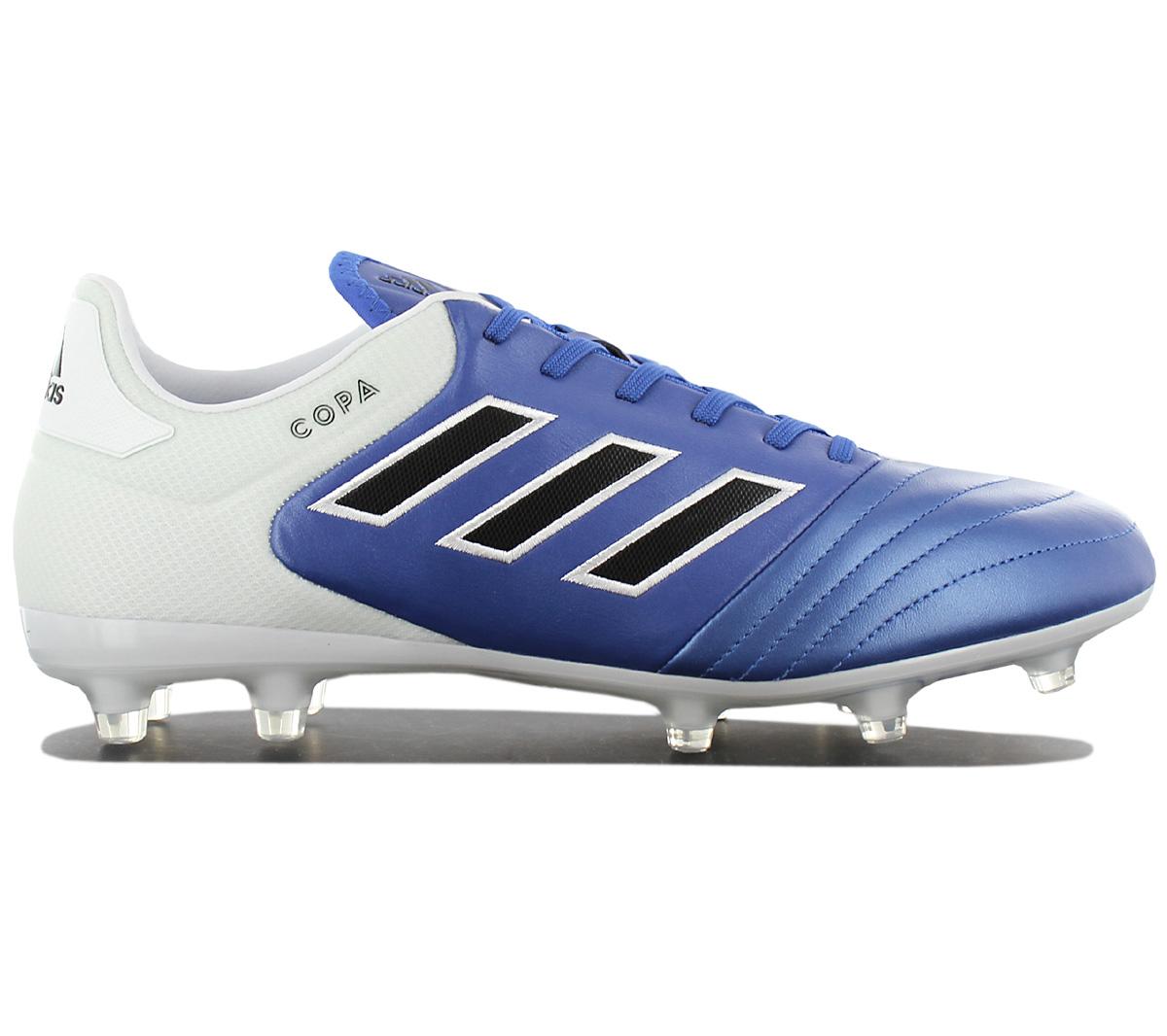 Adidas Copa 17.2 Fg Men s Cam Shoes Leather Blue Mundial BA8521 New ... aed67748c