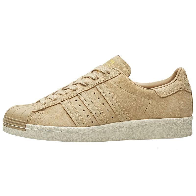 adidas Originals Superstar 80s Leder Sneaker Schuhe Herren Damen Turnschuhe NEU